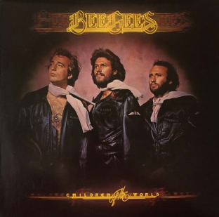 Bee Gees - Children Of The World (LP) (VG/VG)